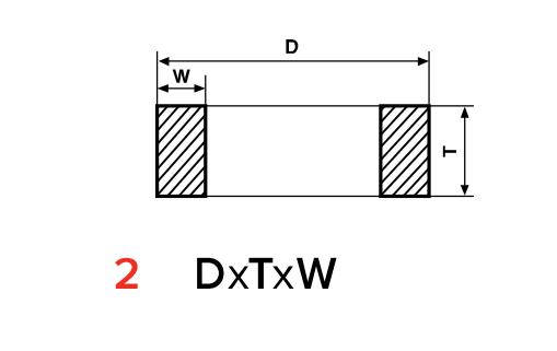 Type 2 Grinding Wheels