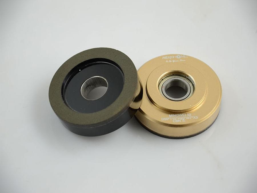 Corrugated Grinding Wheel
