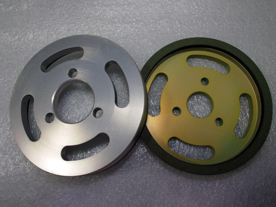 Log Saw Blade Grinding Wheels