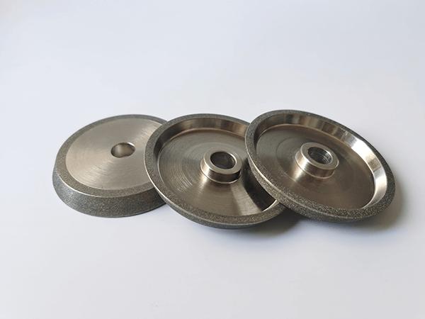 Carbide Drill Sharpening Diamond Grinding Wheel
