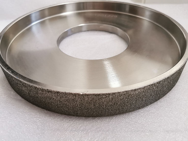 Brake Sharp-Diamond Electroplated Wheel