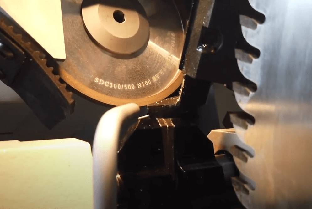 HSS Saw Blades Sharpening