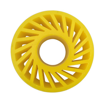 Corrugated Sun Wheel