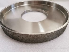 Electroplated Wheel for Brake Pad